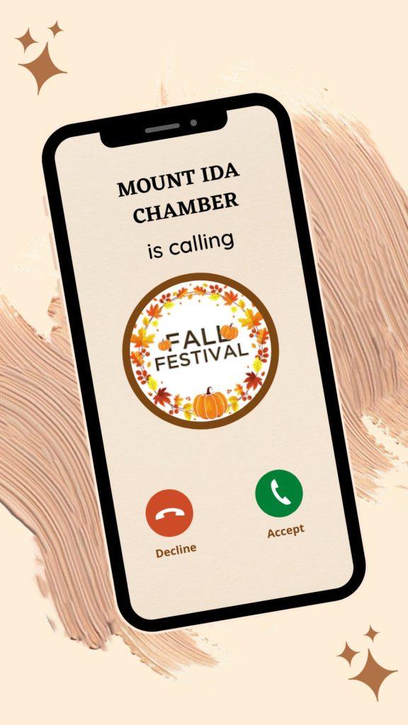Mount Ida Fall Festival